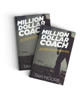 million dollar coach book by taki moore